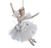 Kurt Adler Snow Queen Ornament