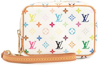 Louis Vuitton pre-owned small Trousse Wapity pouch