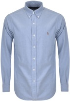 Ralph Lauren Core Oxford Shirt Blue
