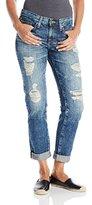 Big Star Women's Billie Slouchy Skinny Boyfriend Jeans In