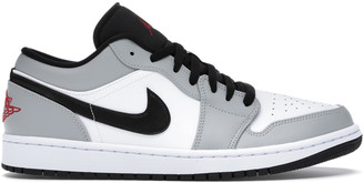 Jordan Nike 1 Low Light Smoke Grey Sneakers Size EU 38 (US 5.5)