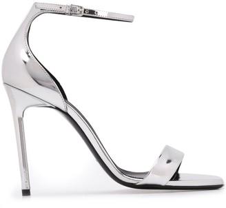 Saint Laurent Amber 110mm sandals