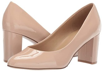 VANELi Tilden (Ecru Patent) High Heels