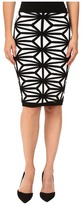 DSQUARED2 Geo Knit Skirt Women's Skirt