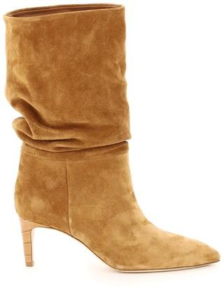 Paris Texas Medium Slouchy Boots