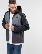 The North Face Stratos Jacket In Grey