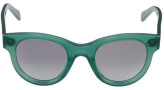 Celine 48MM Square Sunglasses