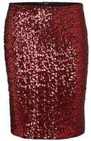 Vero Moda Sequin Pencil Skirt