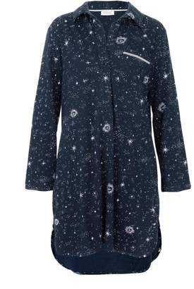 Wallace Cotton Galaxy Nightshirt