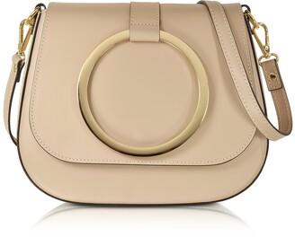 Gisèle 39 Smooth Leather Shoulder Bag