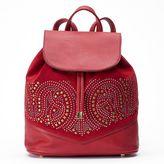 Mellow World Julia Studded Drawstring Backpack