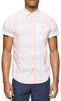 Calvin Klein Jeans Ocean Air Plaid Shirt