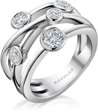 Boodles Raindance Classic Anniversary Ring