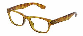 Peepers Unisex's Reading Glasses Focus Eyewear-Blue Light Filtering