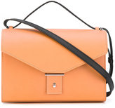 Pb 0110 foldover shoulder bag - women - Calf Leather - One Size