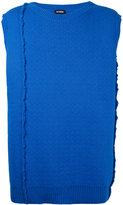 Raf Simons oversized vest - unisex - Wool - One Size
