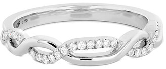 Hearts On Fire Platinum 0.05 Ct. Tw. Diamond Destiny Lace Ring