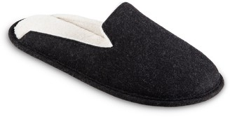 Isotoner Women's Randi Summer Woolen Clog Slipper