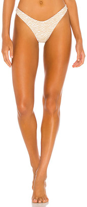 Luli Fama Goddess Allure High Leg Bottom