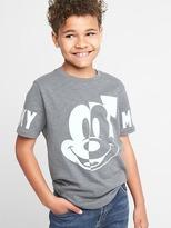 Gap GapKids | Disney Mickey Mouse slub tee
