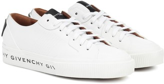 Givenchy Tennis Light leather sneakers