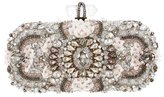 Marchesa Embellished Lily Minaudière