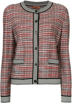Missoni checked cardigan