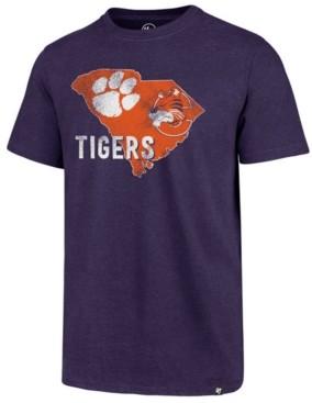 '47 Men's Clemson Tigers Regional Landmark T-Shirt