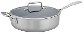 Zwilling J.A. Henckels Zwilling Clad Cfx 5-Qt. Saute Pan with Lid