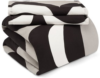 Marimekko Kaivo 2-Piece Cotton Duvet Cover Set
