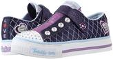 Skechers Twinkle Toes - Sparkly Jewels 10689L Lights (Little Kid/Big Kid)