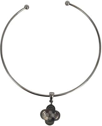 Louis Vuitton \N Silver Metal Necklaces