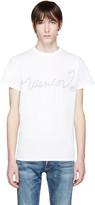 Visvim White Vintage Sketch T-shirt