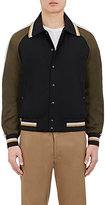Lanvin Men's Wool Gabardine Souvenir Jacket