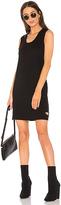 Lanston Cutout Mini Dress in Black. - size L (also in M,S,XS)