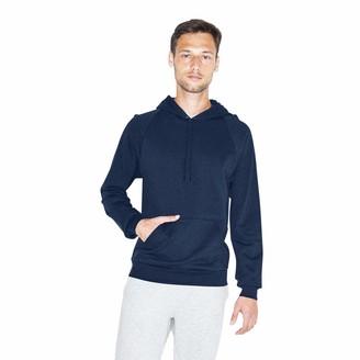 American Apparel California Fleece Long Sleeve Pullover Hoodie