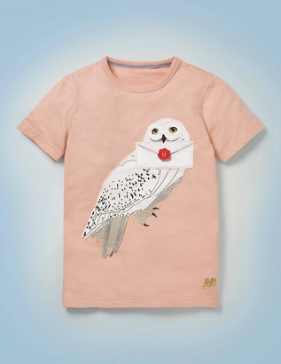 Hedwig Applique T-shirt