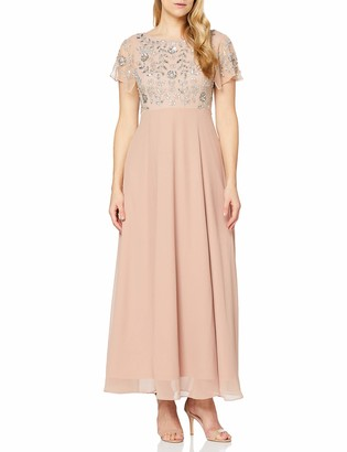 Frock and Frill Women's Rhonda Sequin Maxi Dress