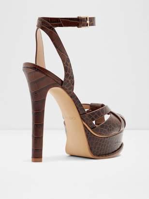 Aldo Lacla Platform Heeled Sandal