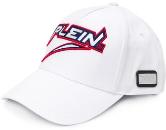 Philipp Plein Graphic Logo Baseball Cap