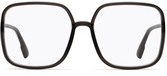 Christian Dior Square Oversize Glasses