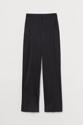 H&M Dressy Silk-blend Pants