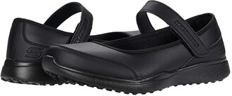Skechers Sport - Microstrides 302606L (Little Kid/Big Kid) (Black) Girl's Shoes