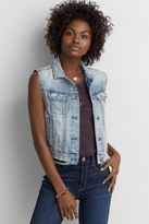 American Eagle Outfitters AE Denim Vest