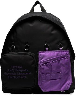 Raf Simons x Eastpak padded backpack