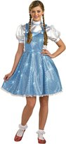Rubie's Costume Co Womens Sequin Dorothy Costume