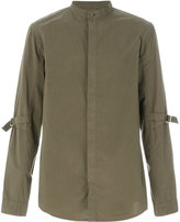 Helmut Lang elbow strap shirt - men - Cotton - XS