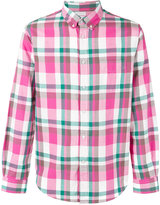 Edwin checked shirt - men - Cotton - XL