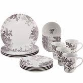 Asstd National Brand BonJour Shaded Garden 16-pc. Dinnerware Set