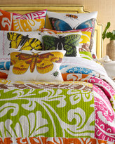 Paisley Wave Bed Linens European Quilted Sham
